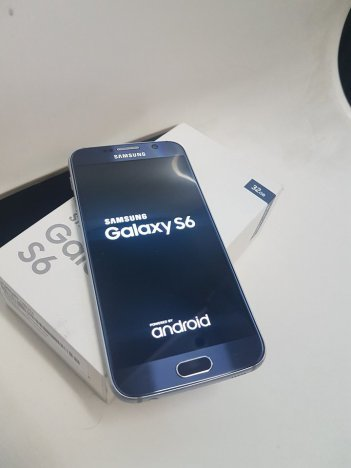 Samsung Galaxy S6 32GB Black